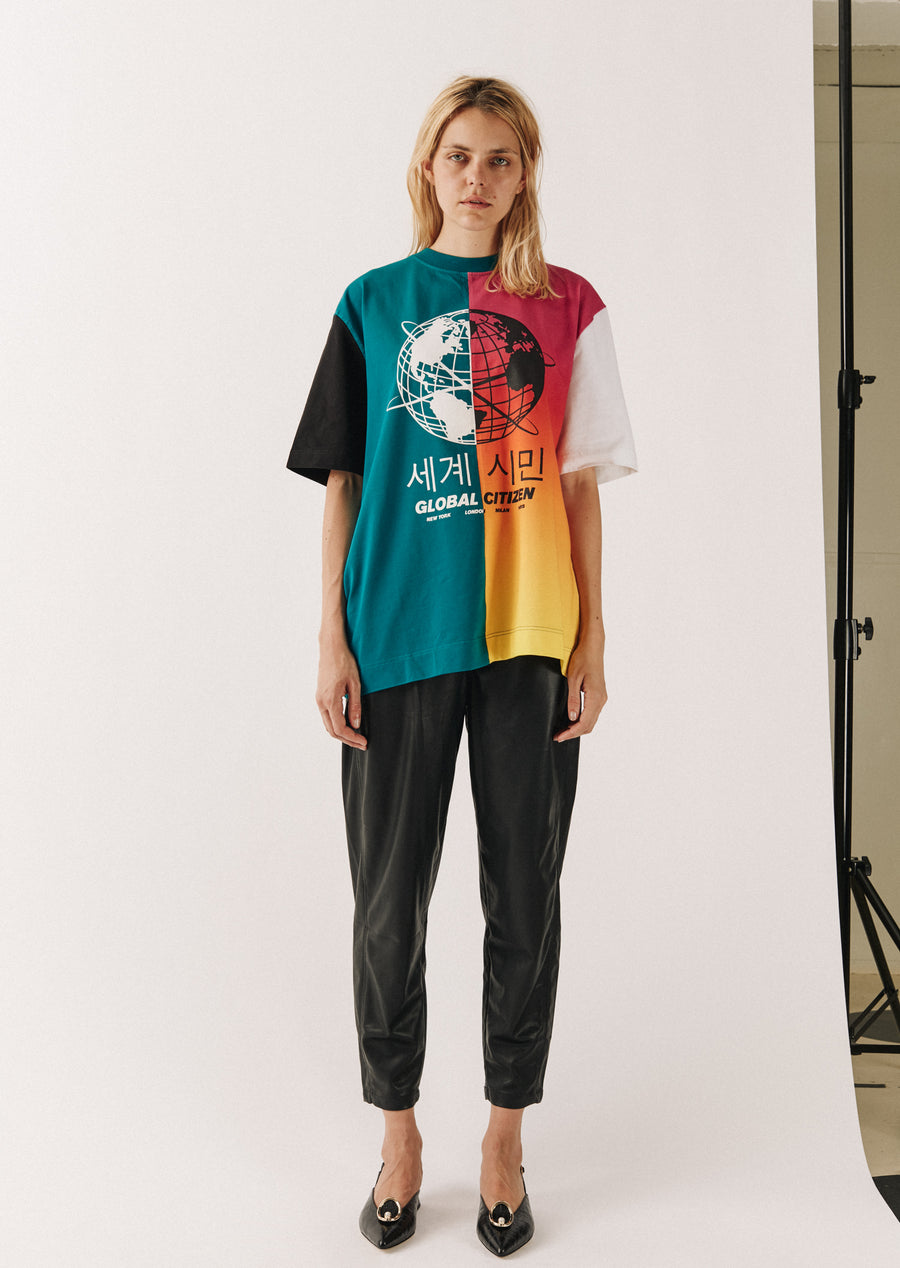 Two-way Oversized Tee