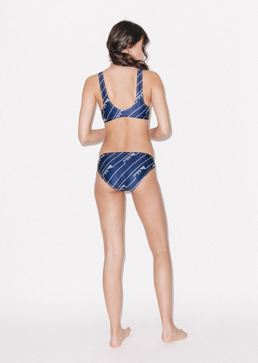 HOH X Speedo Monogram Swim Set