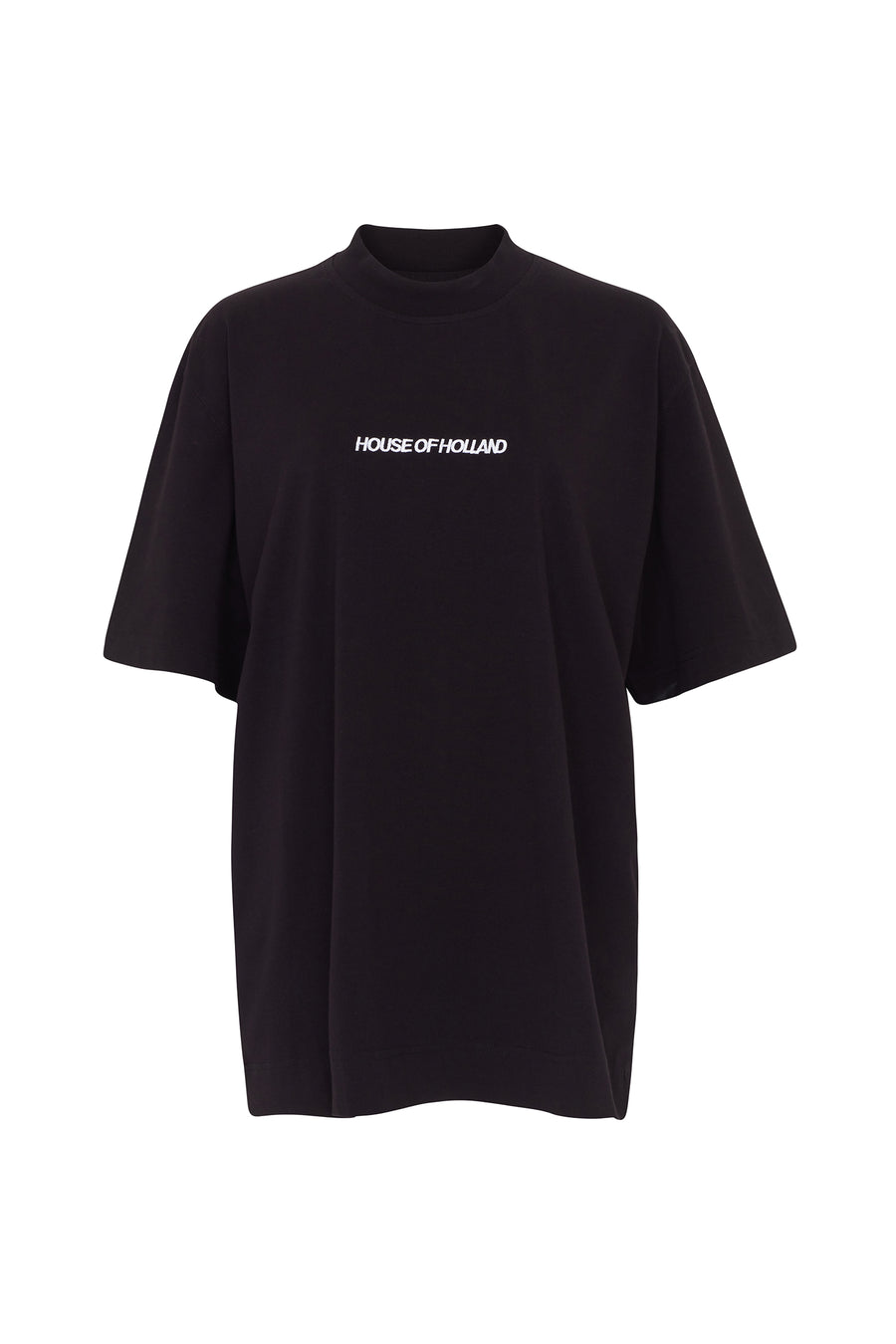 Black House of Holland Logo T- Shirt