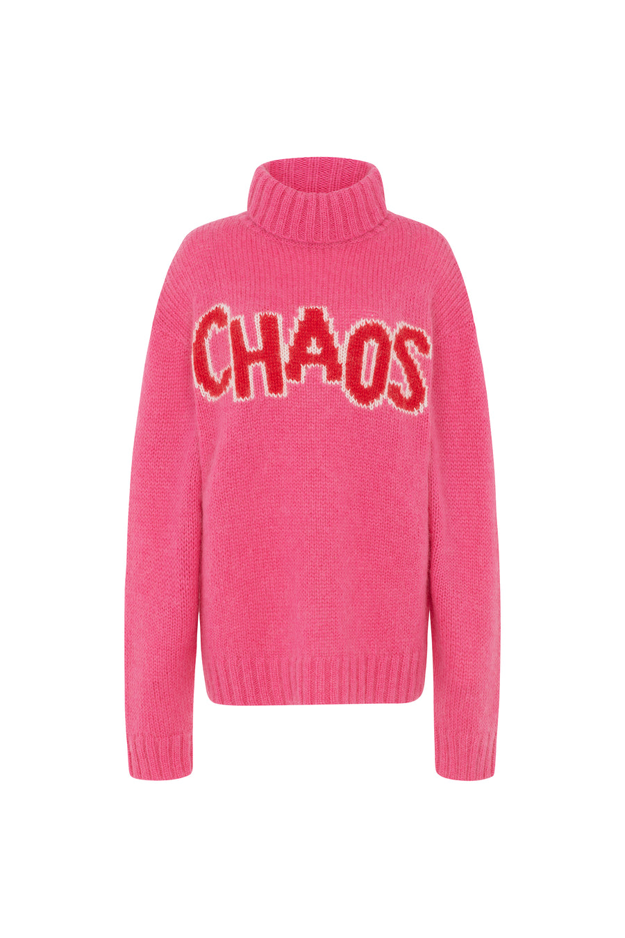 Chaos Oversized Jumper
