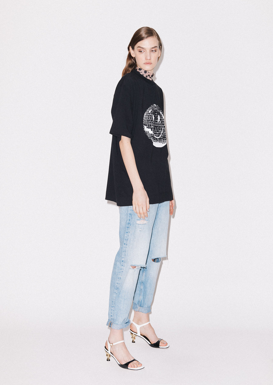 Smile Oversized T-shirt