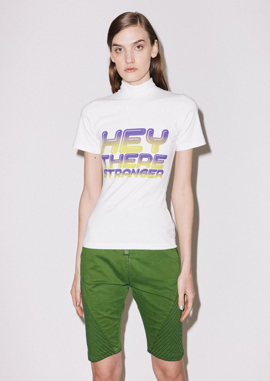 'Hey There' Shrunken Tee