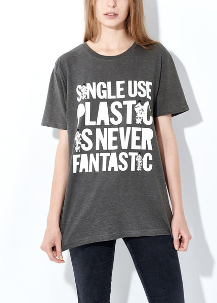 "Women's ""Fantastic"" T-Shirt & Brita fill&go Water Bottle"