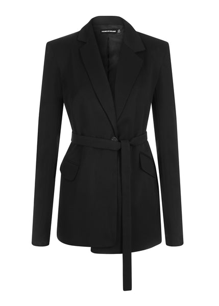 Black Tailored Jacket