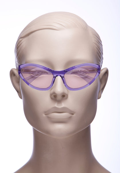 Lilac 'Tell Ah' Sunglasses
