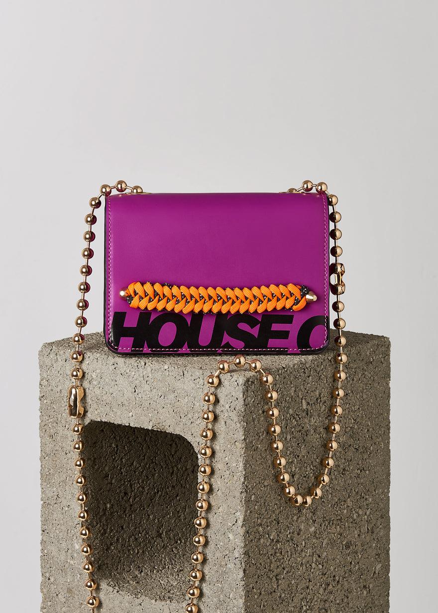 'Margot' XBody Bag (Purple)
