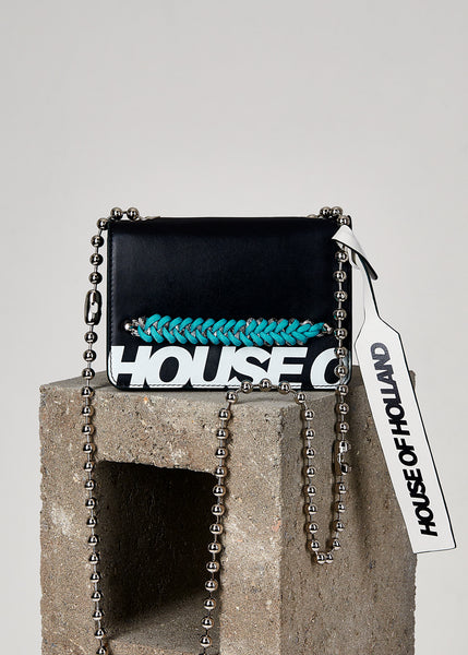 Black HOH Crossbody Bag