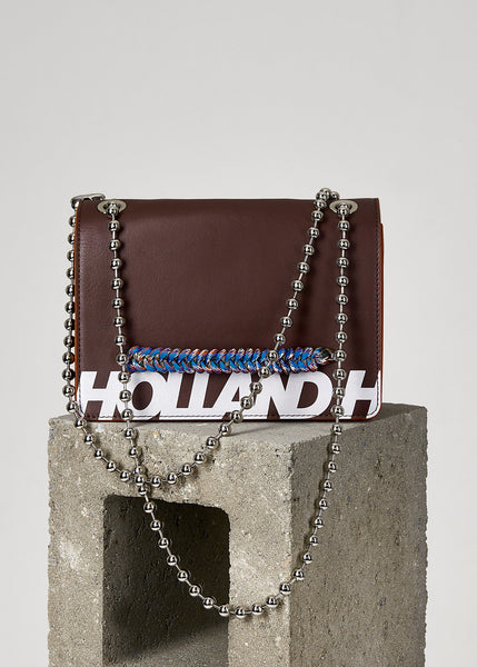 Brown HOH Shoulder Bag
