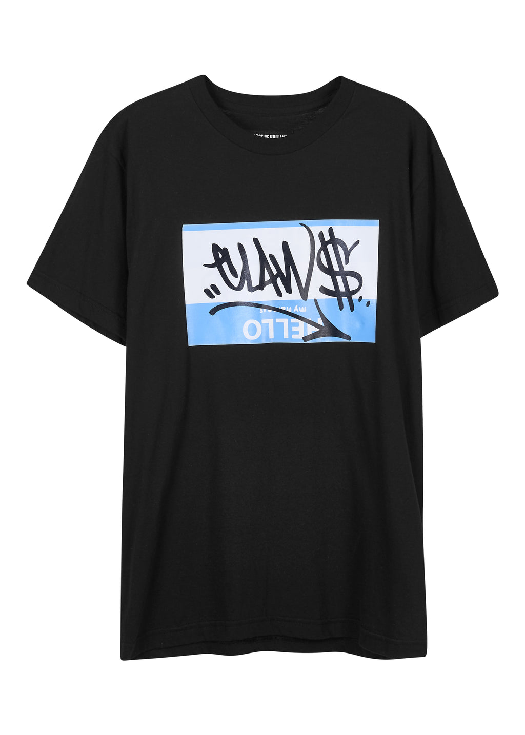 @clawmoney 'My Name Is..' Tee