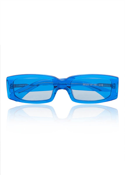 Blue 'Club Kid' Sunglasses