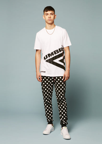 Umbro Polka Dot Sweatpants