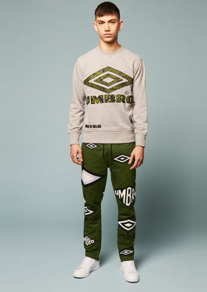 Umbro Snake Applique Sweatshirt