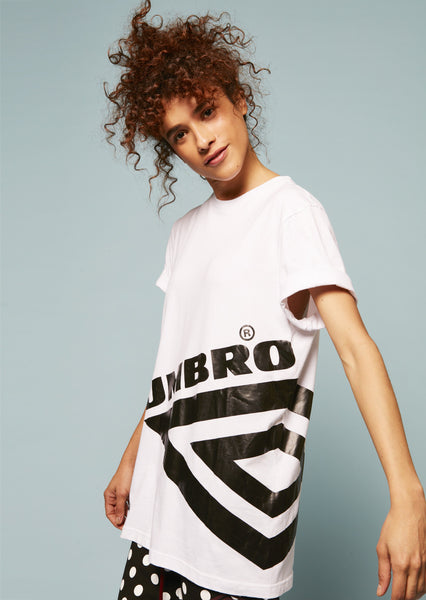 Umbro Half Diamond T-Shirt (White)