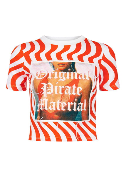 PIRATE SHRUNKEN T-SHIRT