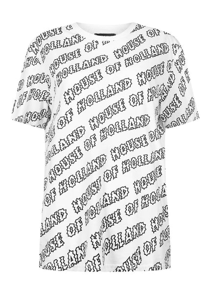 House of Holland Boyfriend T-Shirt