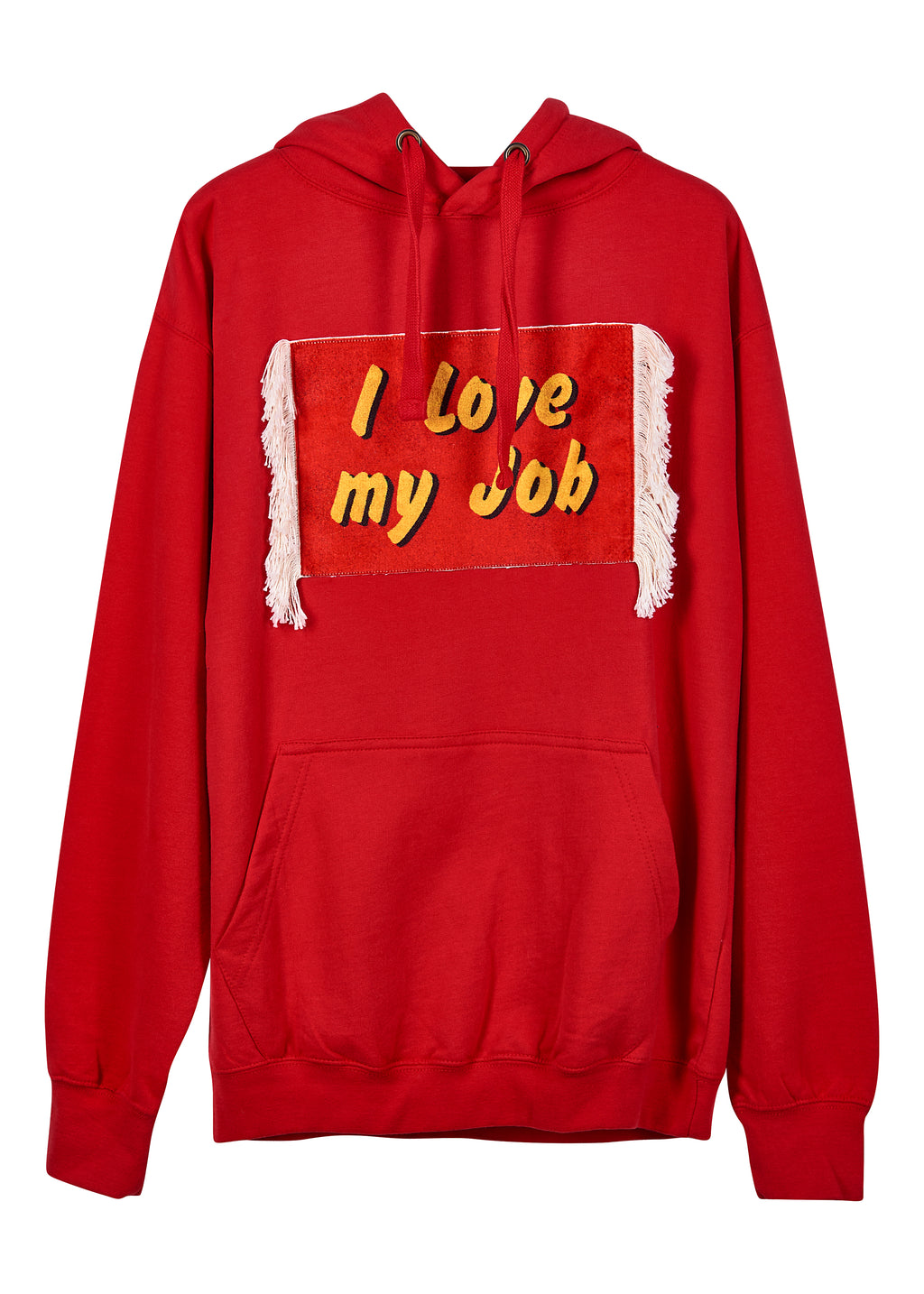 House of Holland x @SWEENEYTODDLA 'I LOVE MY JOB' HOODIE