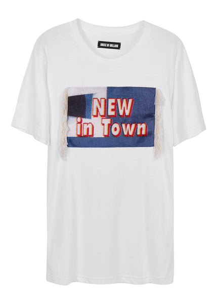 @sweeneytoddla 'New In Town' Tee