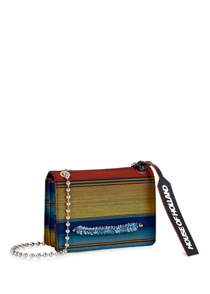 Mexican Stripe Shoulder Bag