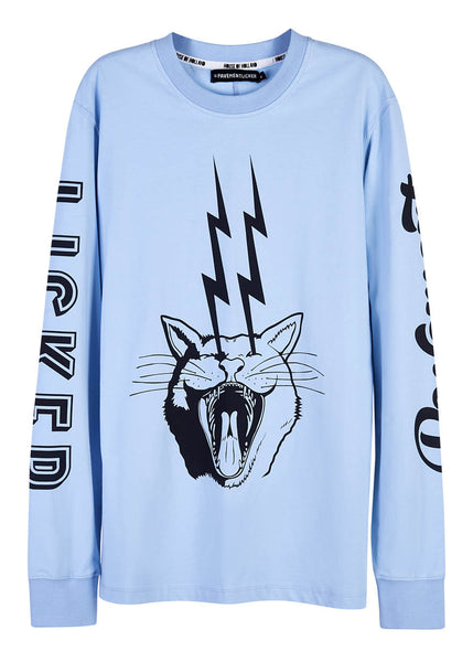 @pavementlicker 'Tiger' Long Sleeve Tee
