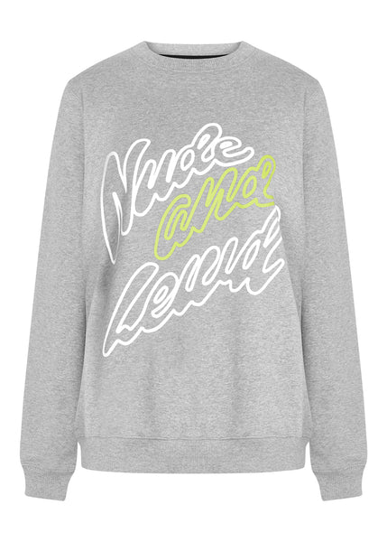 NUDE AND LEWD SWEATSHIRT