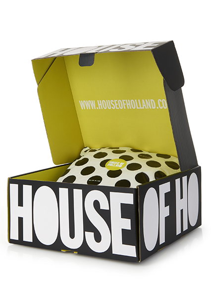 House of Holland Delivery Box