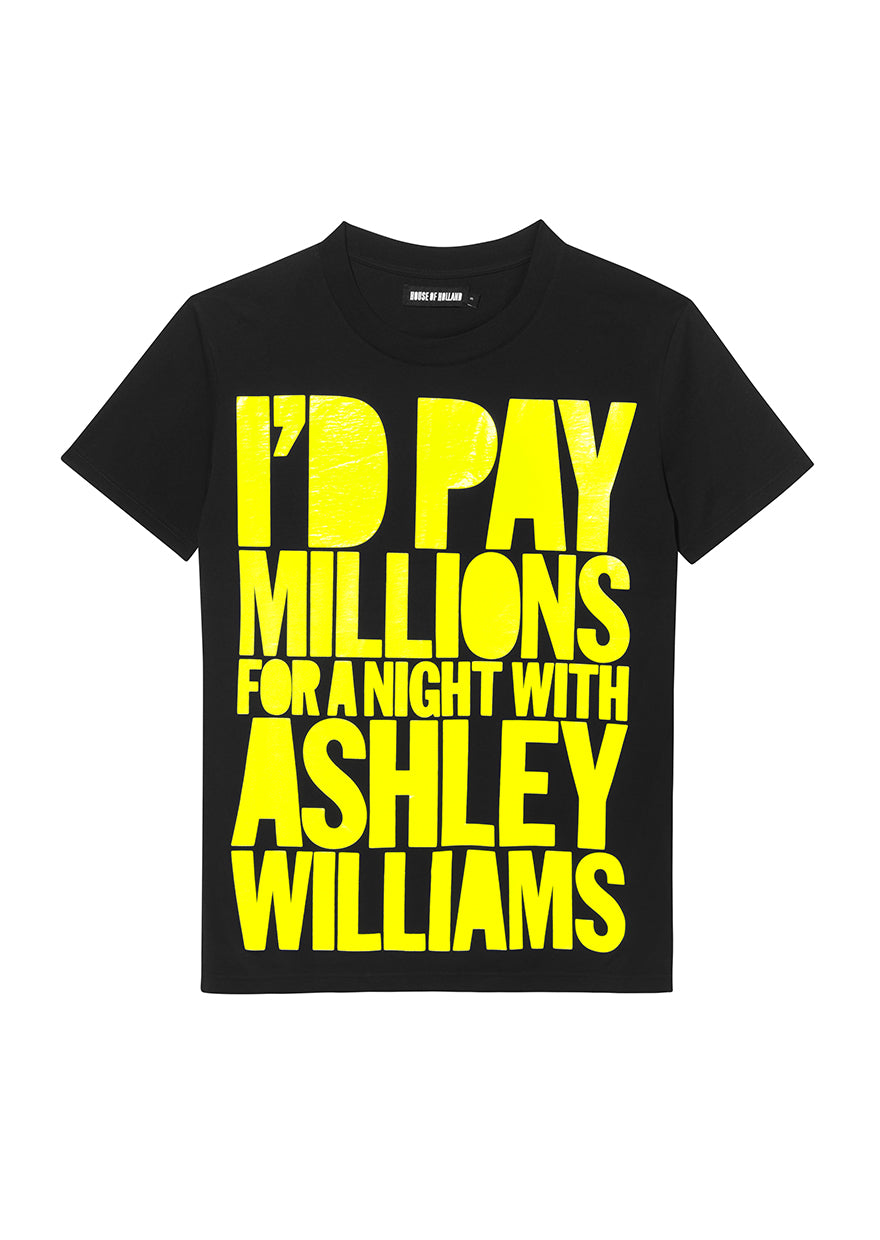 10Th Anniversary Tshirt Williams (Black)