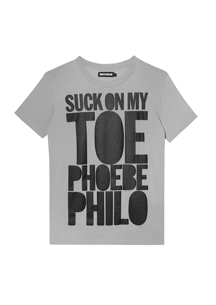 10Th Anniversary Tshirt Philo (Grey)