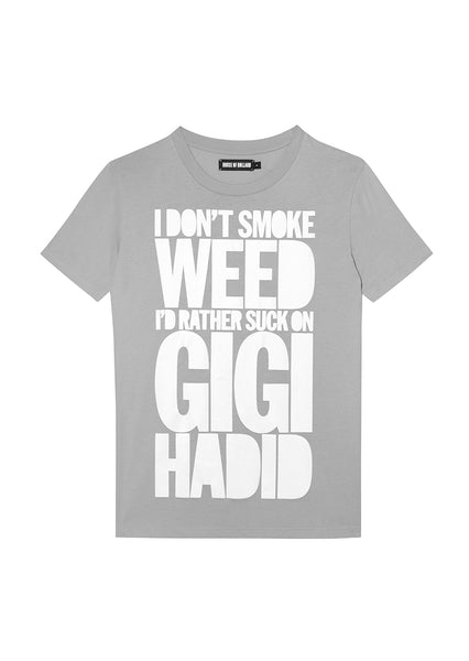 10Th Anniversary Tshirt Gigi (Grey)