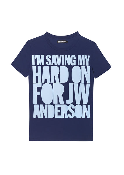 10Th Anniversary T-shirt Anderson  (Navy)