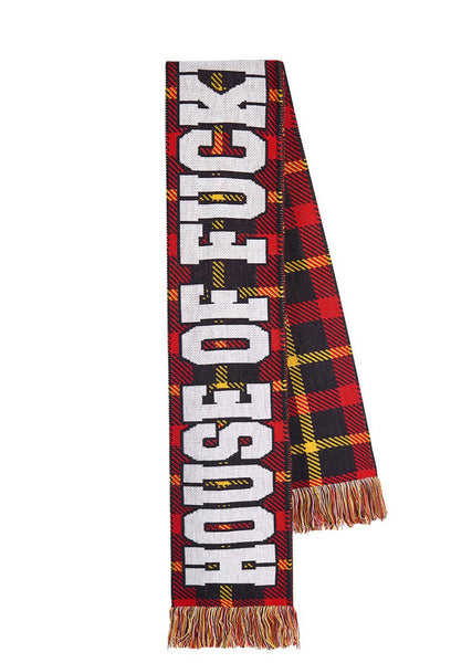 Check House of F***ing Holland' Scarf
