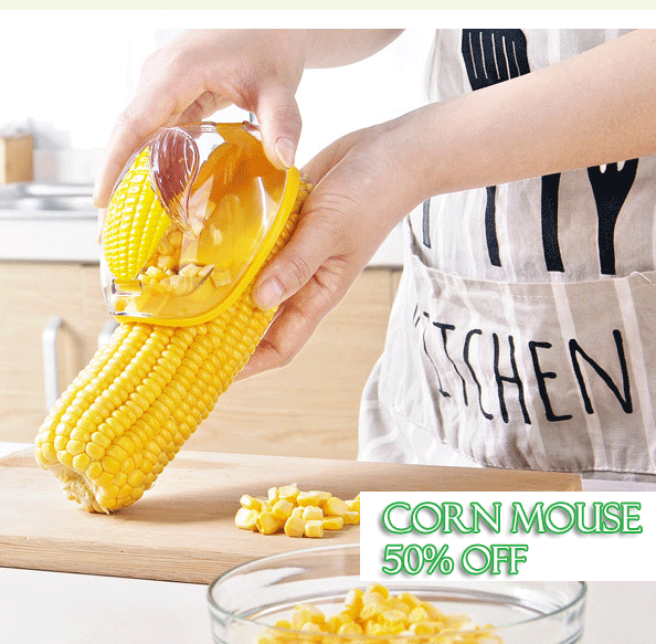 50% OFF CORN MOUSE