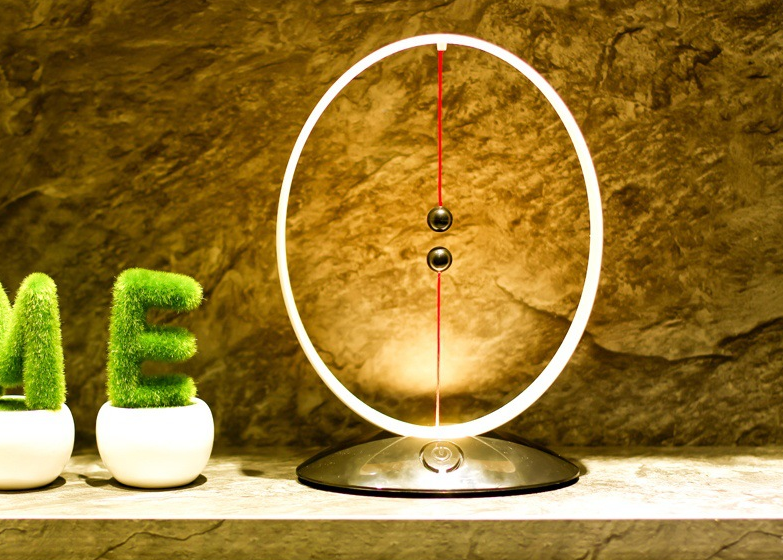 ( 50% OFF & Free shipping )  Magnetic levitation balance lamp