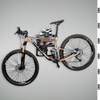 COSA NOSTRA CUSTOMIZABLE BIKE MOUNT