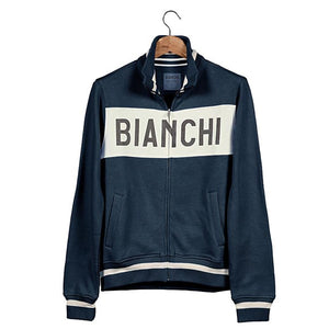 bicycle-garage - BIANCHI - SWEATER - EROICA BLUE -