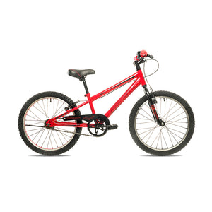 "AVALANCHE ANTIX 20"" BLACK/RED - BOYS"