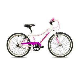 "AVALANCHE ANTIX 20"" WHITE/CANDY - GIRLS"