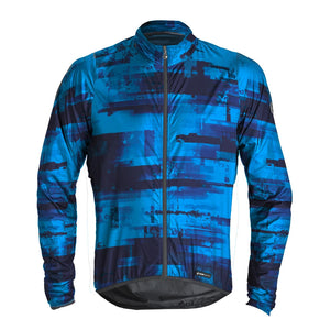 CIOVITA MEN'S VENTI PRINTED WINDBREAKER