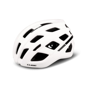 CUBE HELMET ROAD RACE WHITE