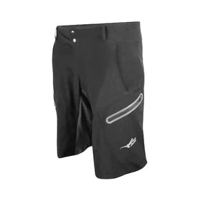 FIRST ASCENT MENS CARBON MTB SHORTS