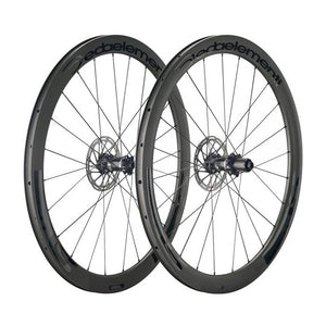 DEDA SL45DB CARBON CLINCHER WHEEL SET - POB FINISH