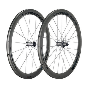 DEDA SL48C CARBON CLINCHER WHEELSET - POB FINISH