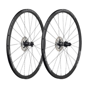 DEDA ZERO2DB ALLOY CLINCHER WHEELSET - BOB FINISH