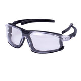 WURTH ERGO SAFETY GLASSES CLEAR WITH FOAM