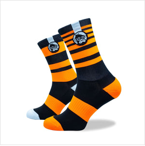 GRUMPY MONKEY SOCKS KTM ORANGE
