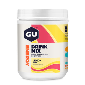 GU ENERGY DRINK TUB (30 SERVINGS)
