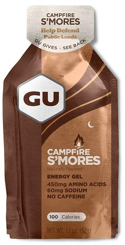 bicycle-garage - GU ENERGY GEL CAMPFIRE SMORES -