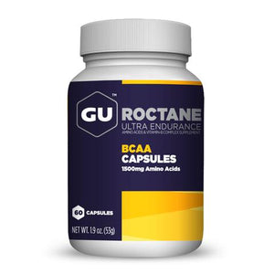bicycle-garage - GU ROCTANE BCAA CAPSULES (BOTTLE CONTAINS 60 TABLETS) -