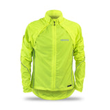 CIOVITA MEN'S VINDEX CYCLING JACKET/GILET - LUMO