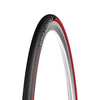 MICHELIN TYRES - LITHION 2 TS V2 700 X 23 - ROAD - RED/BLACK