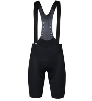 bicycle-garage - TACTIC PURE BIB SHORTS BLACK MEN -